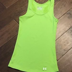 Under Armour Fitted Heatgear S Tank